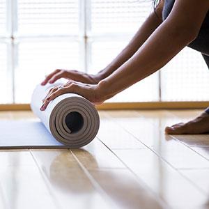 Zelf yoga doen thuis